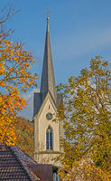 Catholic Church  St. Otmar Ludwigshafen, Bodman-Ludwigshafen
