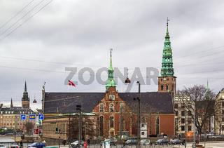Church of Holmen, Copenhhagen