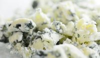 Blue Cheese Close-up
