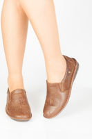 Beautiful female legs in brown