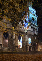Hanover lights up
