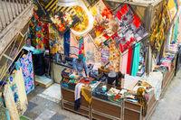 Shawl market, Grand Bazaar. Tehran