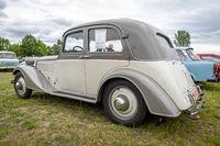 Vintage car Stoewer R180, 1935.