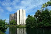Salvador de Madariaga SDM building in Strasbourg