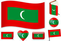 30Z_Maldives_flag.eps