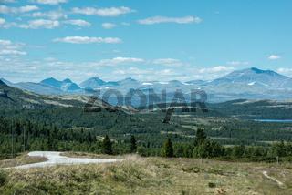 Rondane Nationalpark in Norwegen