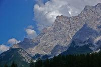 Zugspitze, Austria, Tyrol, Ehrwald