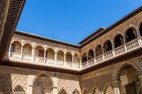 Royal Alcazar, Seville, Andalusia, Spain, Europe