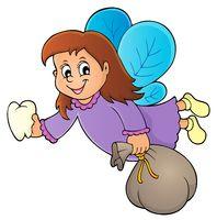 Tooth fairy theme image 1
