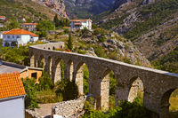 Aqueduct in Bar Old Town - Montenegro