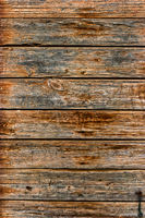 Surface retro of scratched worn wooden surface