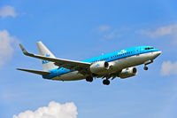 KLM Royal Dutch Airlines Boeing 737-700