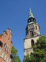 Hanover - Kreuzkirche (Cross Church), Germany