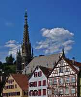 Church of Our Lady in Esslingen, Germany