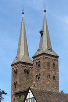 Höxter - St. Kiliani Church, Germany