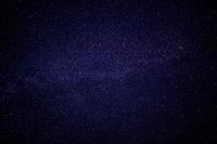 Sternenhimmel - Blick in die Galaxie