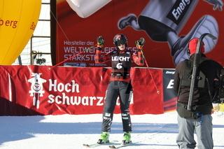 Qualifikation zum FIS Ski Cross Weltcup Feldberg