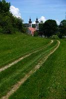 monastery; cloister; conventual; Zwiefalten; Germany;