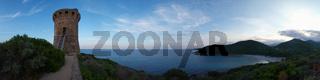 Panorama Fautea - Korsika