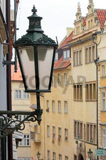 Gasse in Prag