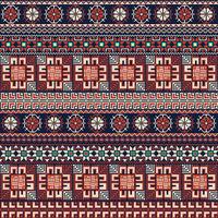 Palestinian embroidery pattern 132