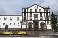 Igreja do Colegio, Jesuit church, Funchal, Madeira, Portugal, Europe