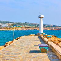Seafront in Ayia Napa
