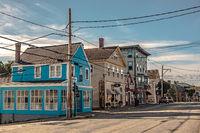 Town of east greenwich street scenes