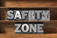 safety zone tray