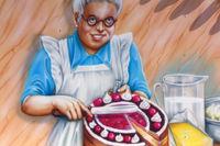 Grandma's tart