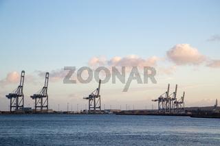 Aarhus Container Terminal