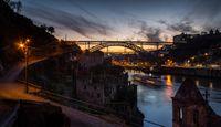 Porto after Sunset