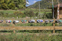 Shoe recycling of a special kind