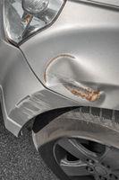 Dents on the car