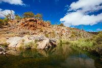 Werribee Gorge Victoria Australia
