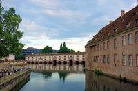 Strasbourg Barrage Vauban