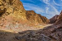 Picturesque Black canyon