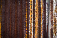 Rusty metal texture. Perfect grunge background.