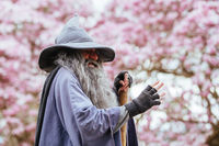 The infamous Christchurch Wizard in New Zealand