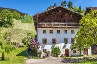 Old farm in South Tyrol