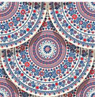 Hungarian motif tile