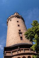 famous monument in Frankfurt