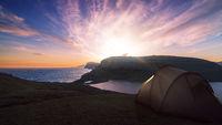outdoor camping mountain
