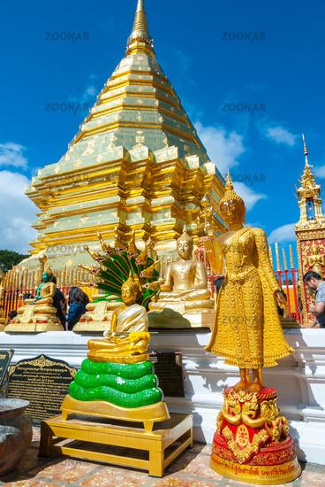 Doi Suthep temple, Thailand