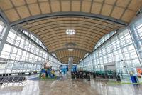 Alicante Airport Aeropuerto Terminal