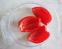 red peppers vegetables food