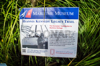 The John F. Kennedy oral histories and his family in Cape Code, Massachusetts