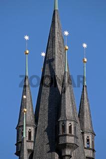 Teyn Kirche in Prag