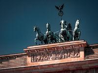 Brandenburger Gate / Tor, Berlin