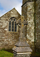 St Teath Parish Church- IV - Cornwall